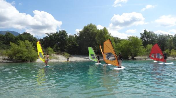 Familien-Sportcamp Provence