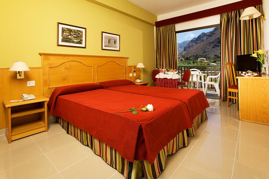 Zimmer Hotel Gran Rey