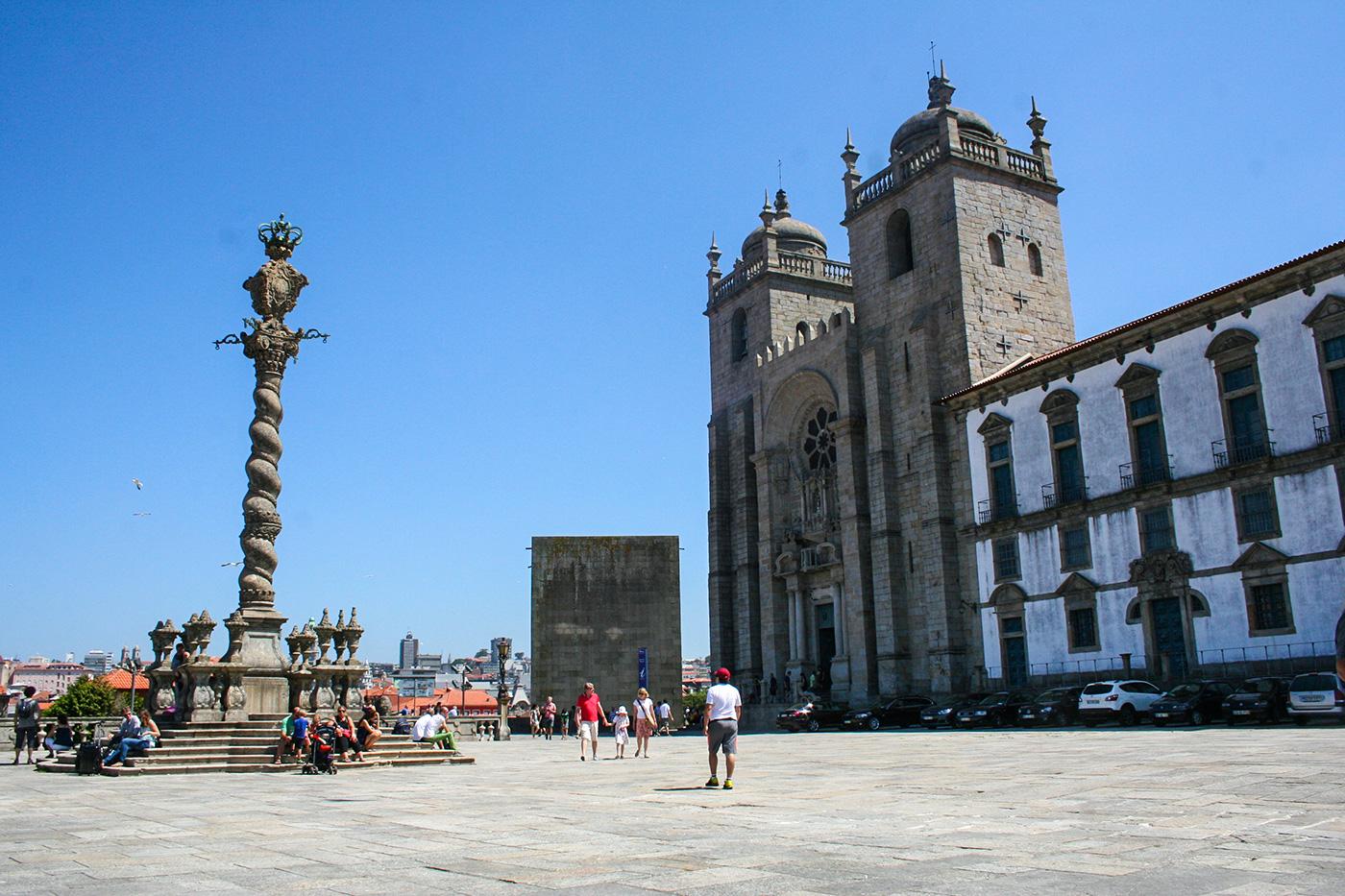 Kathedrale Sé de Porto