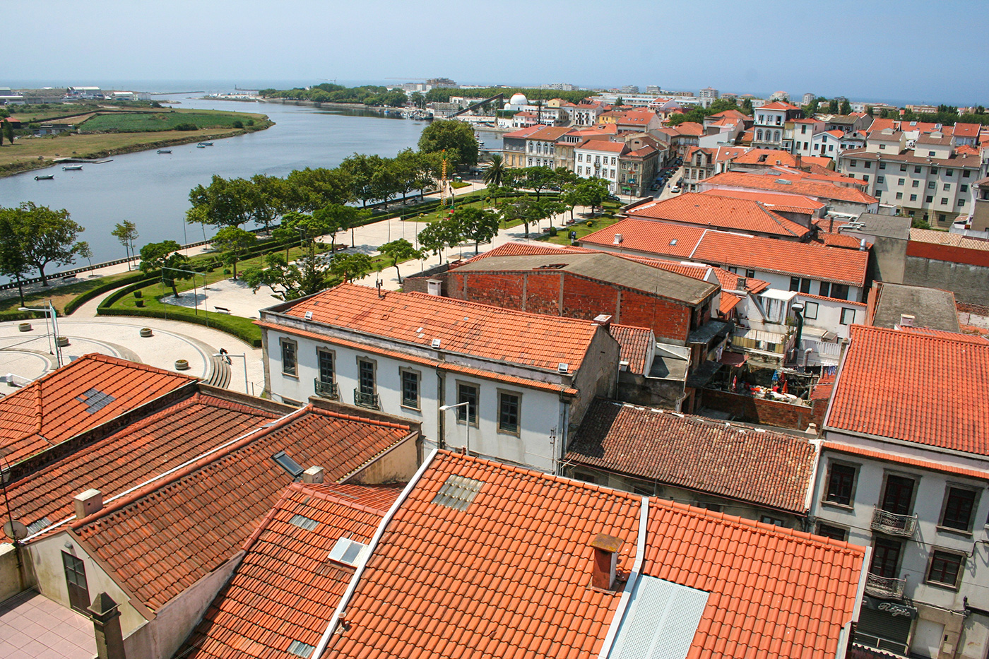 Hafenstadt Vila do Conde