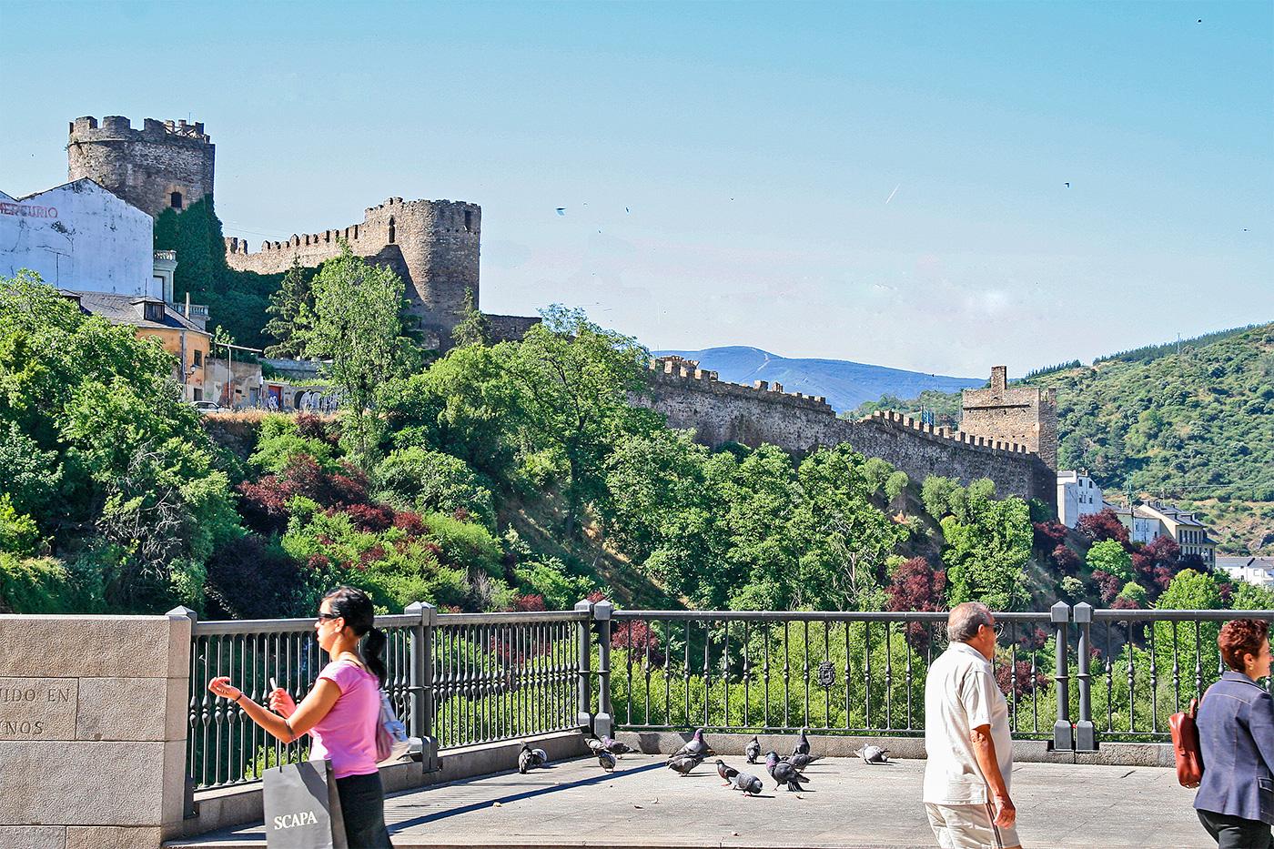 Burg von Ponferrada