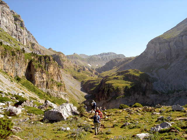 Linzara-Tal bei Hecho
