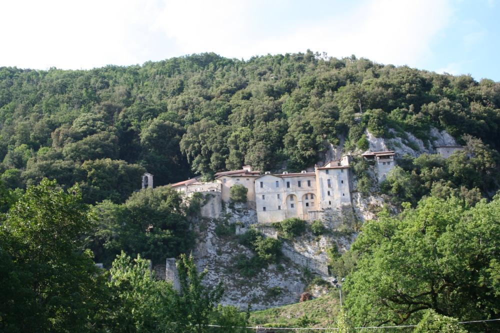 Kloster von Greccio