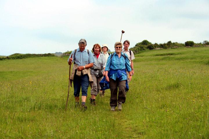 Pilgergruppe Camino del Norte