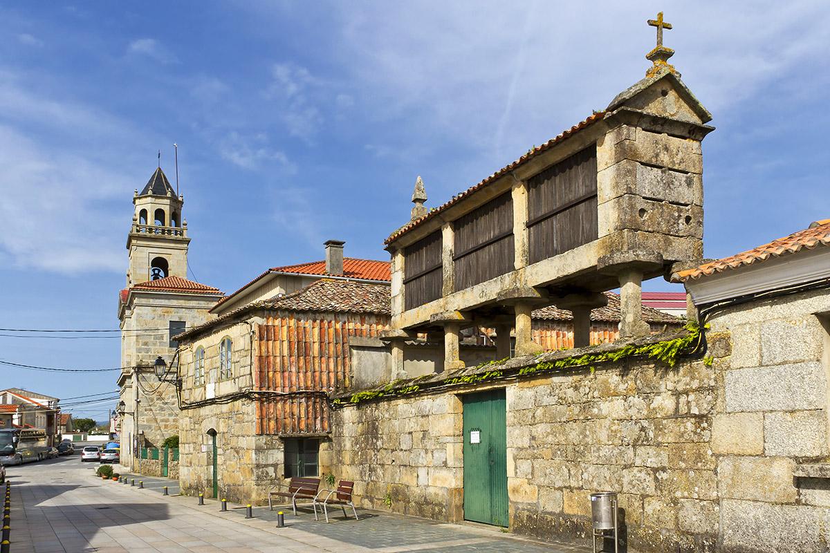 Horreo Vilanova de Arousa