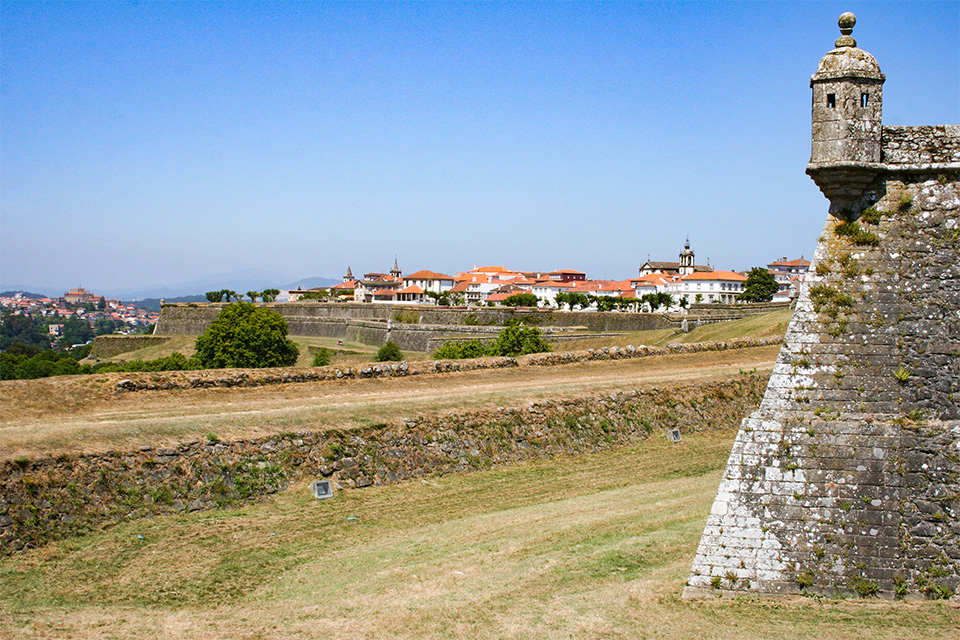 Festungsmauern von Valença