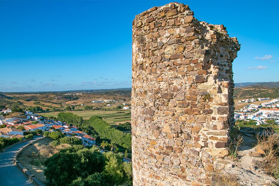 Burgruine von Aljezur