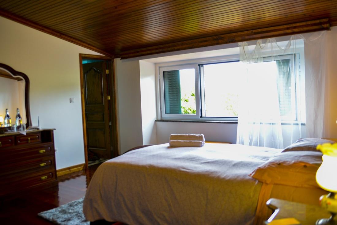Quinta Minuvida_Suite Camelia Schlafzimmer