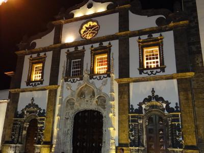 Sao Miguel_Kirche