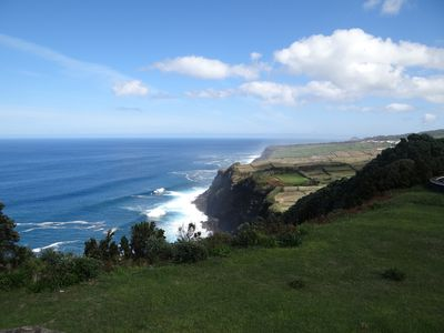 Terceira Küstenblick