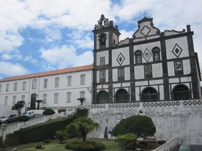 Faial_Hauptkirche Horta