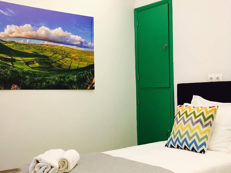 Globo Happy Hostel_Doppelzimmer Beispiel 4