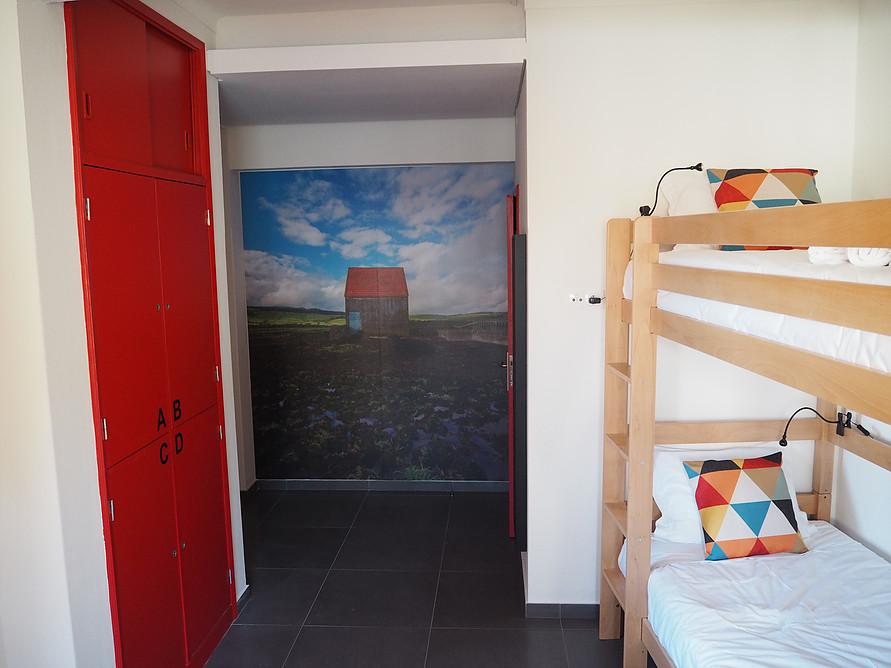 Globo Happy Hostel_Schlafsaal Beispiel 3
