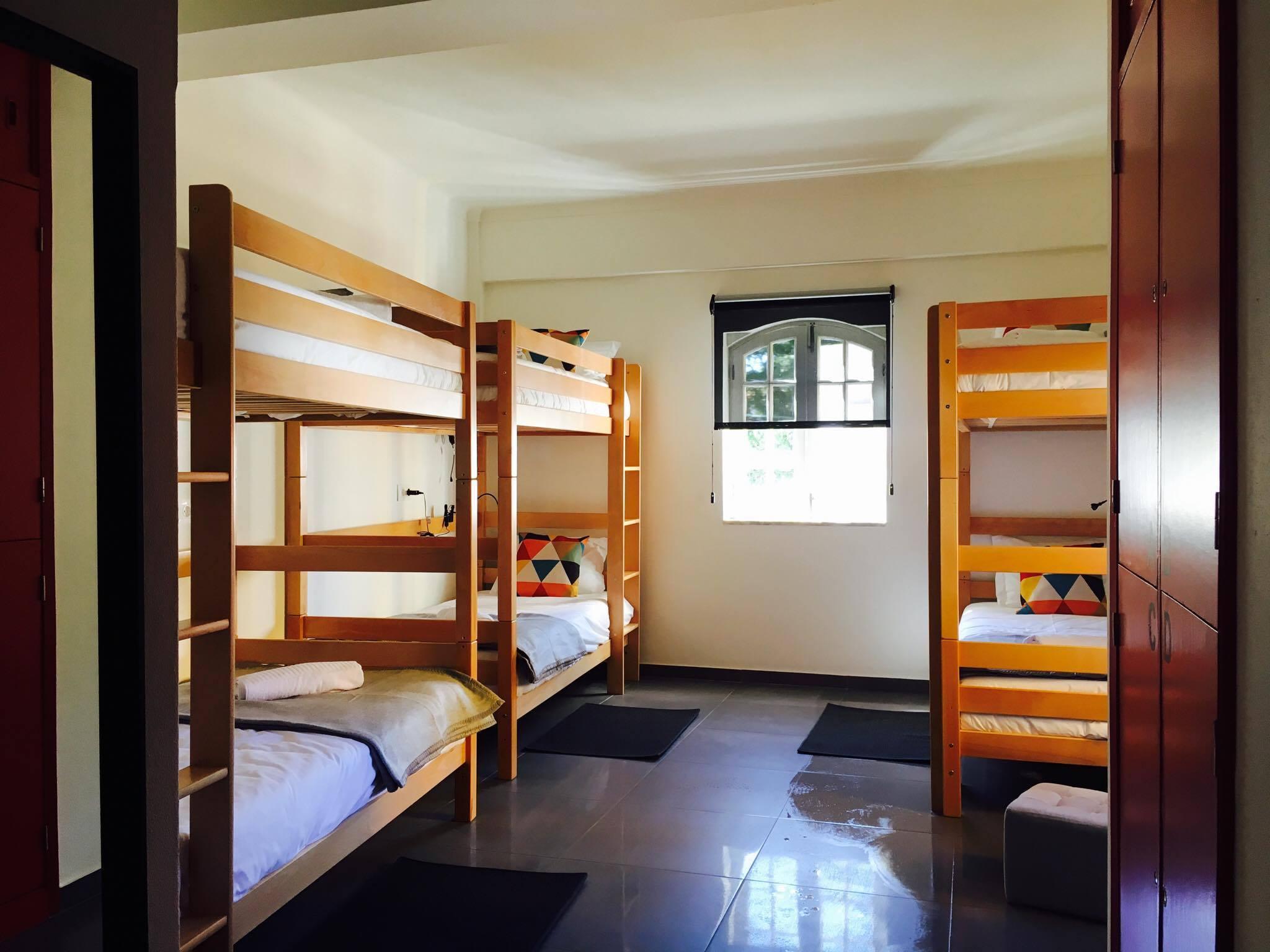 Globo Happy Hostel_Schlafsaal Beispiel 4