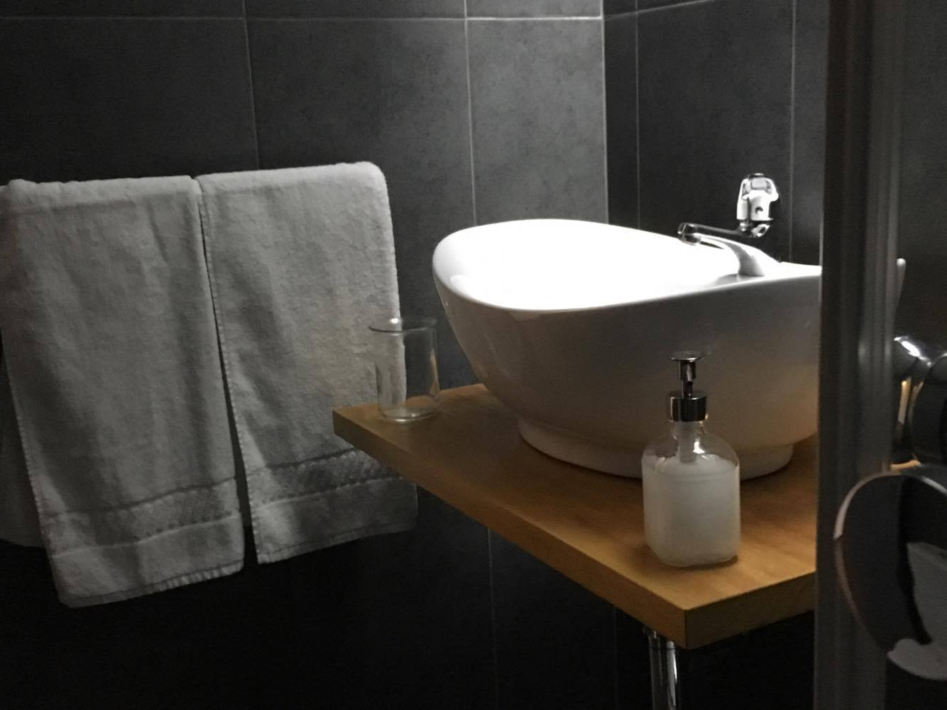 Globo Happy Hostel_Beispiel Badezimmer