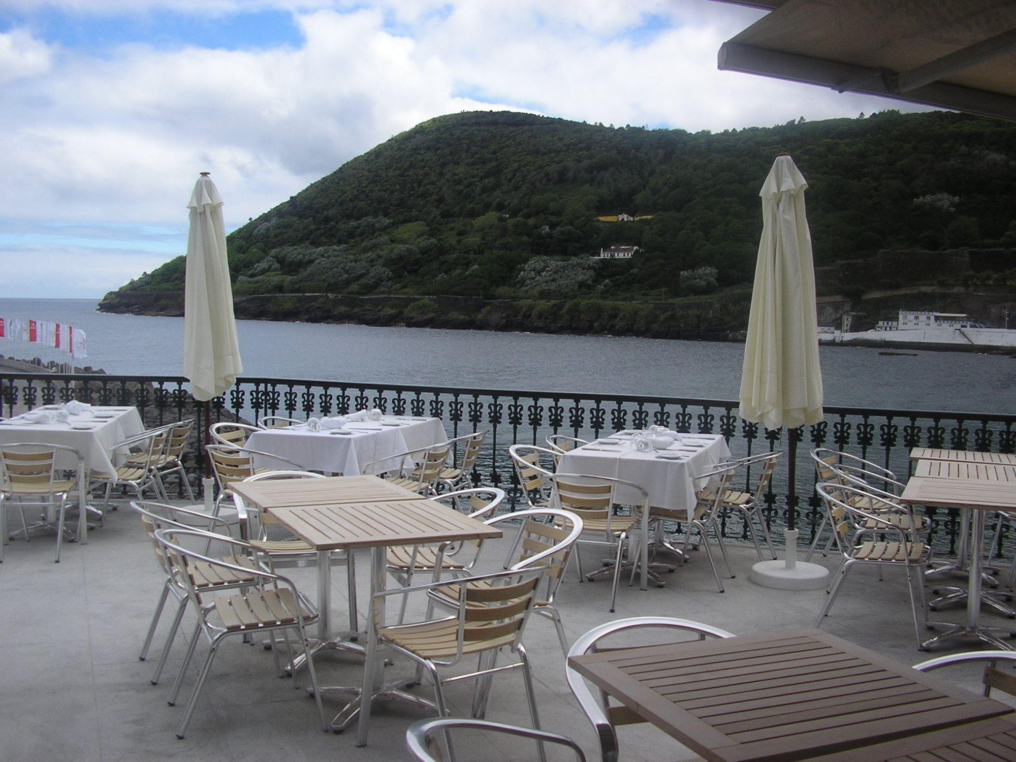 Hotel Beira Mar_Terrasse