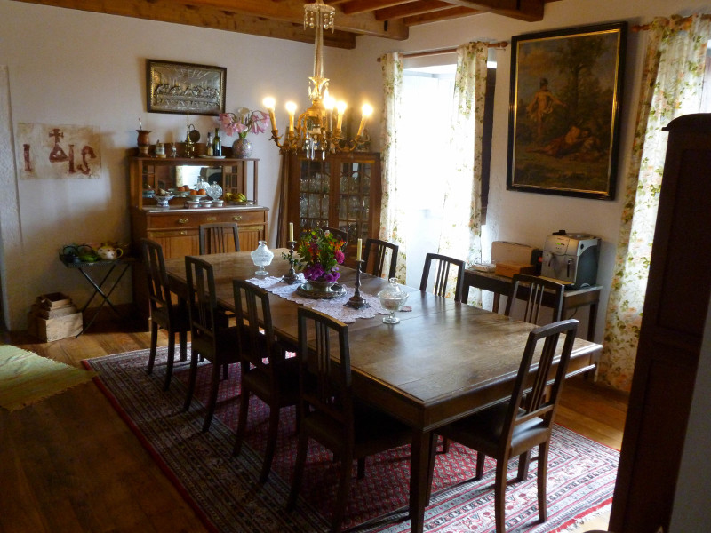 Quinta do Espirito Santo_Frühstücksraum im Casa Grande