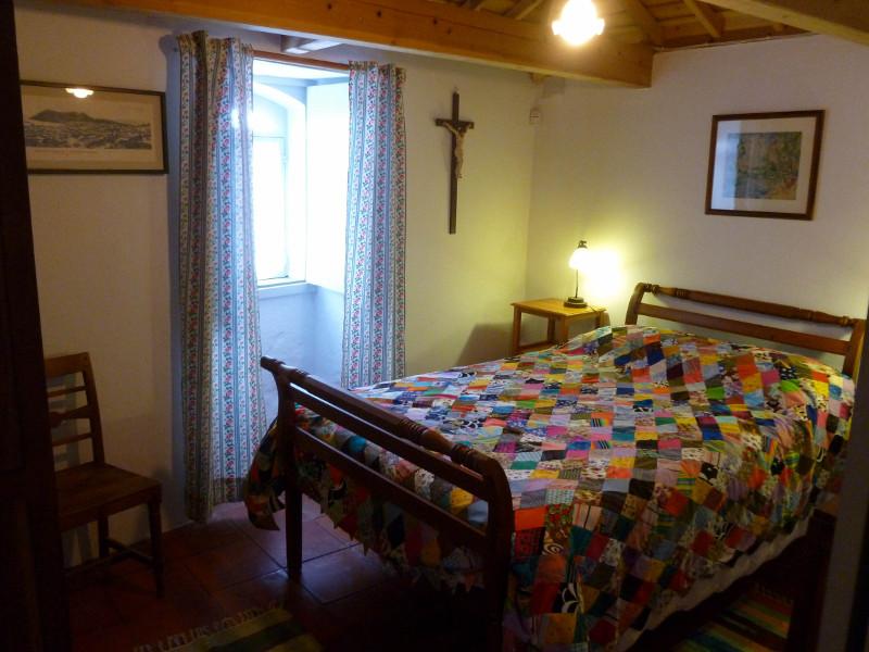 Quinta do Espirito Santo_Casa Pequena_Schlafzimmer