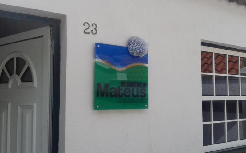 Residencia Mateus_Eingang