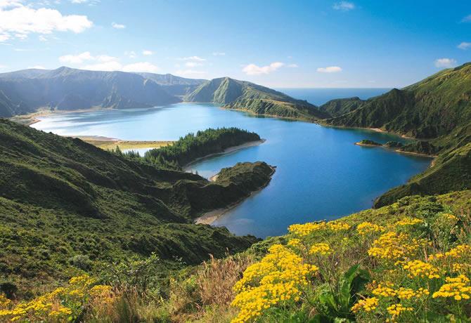 Azores on Travel_Lagoa do Fogo