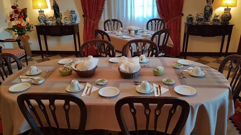 Casa Marques_breakfast room