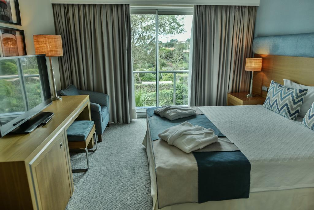 Hotel do Caracol_double room garden view