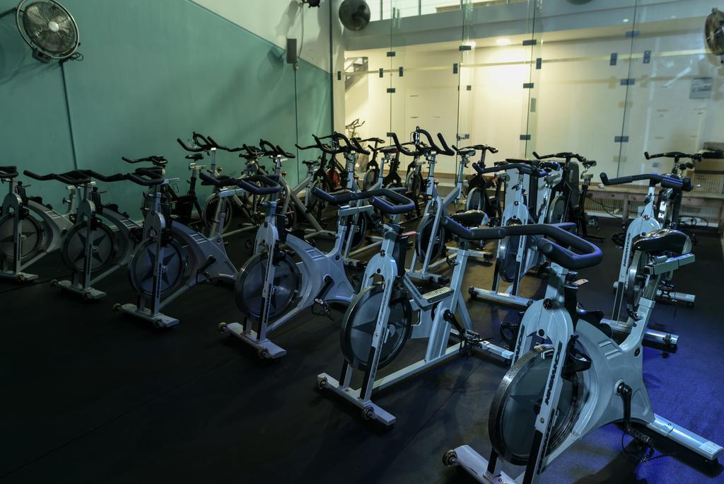 Hotel do Caracol_gymnasium