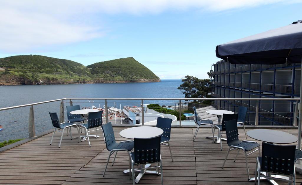 Hotel do Caracol_Sitzbereich außen