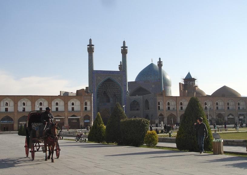 Emam Moschee