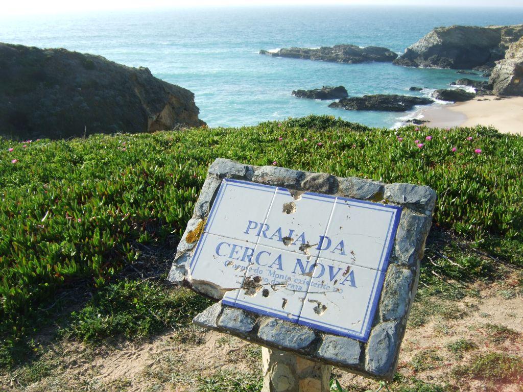 PortPortugal, Alentejo, Praia da cerca nova