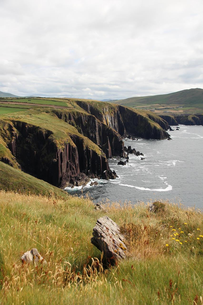 Irland, Dingle, Küste