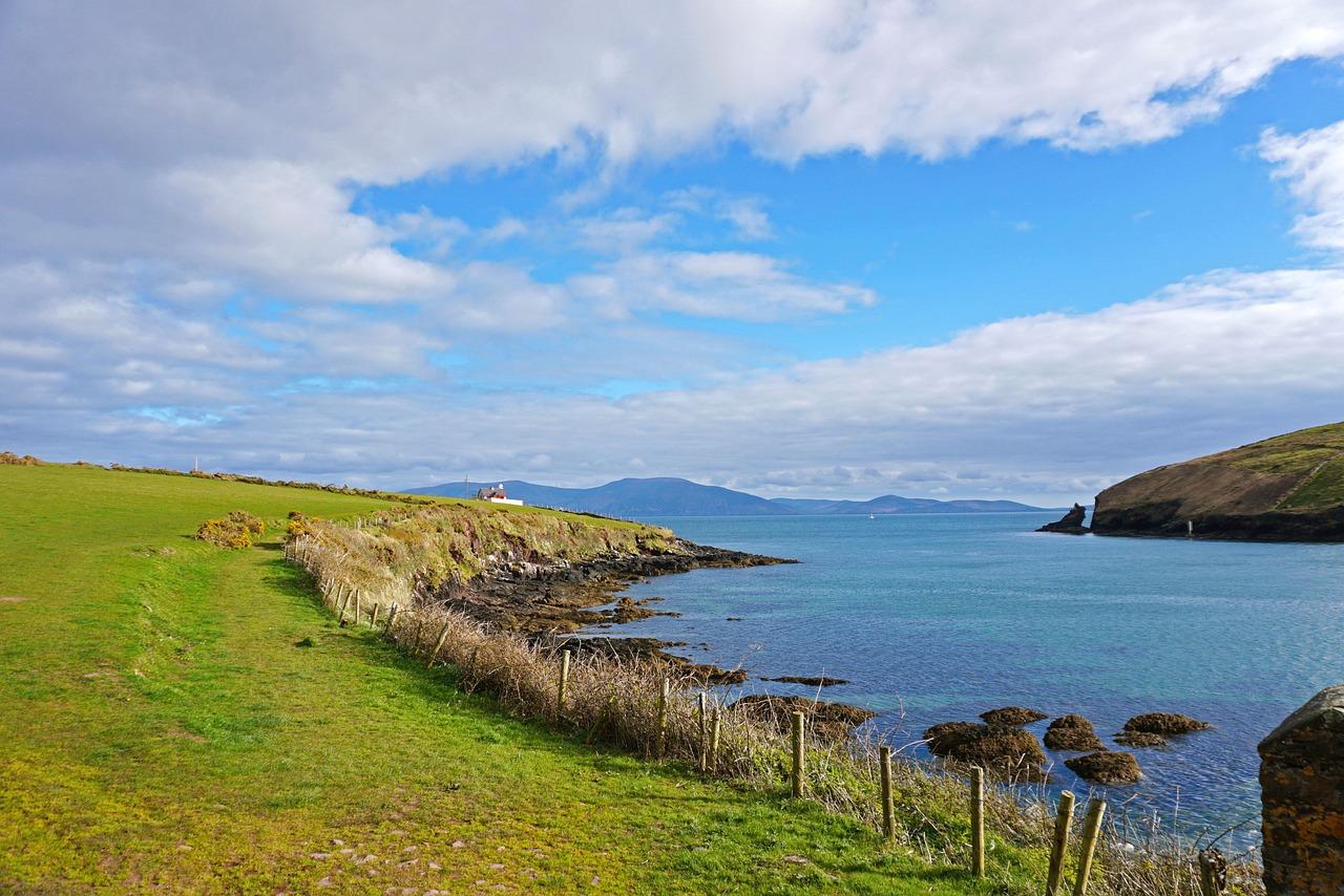 Dingle, Irland, Ozean
