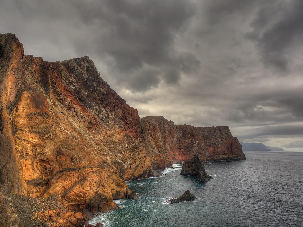 Ponta De São Lourenço, Madeira, Insel