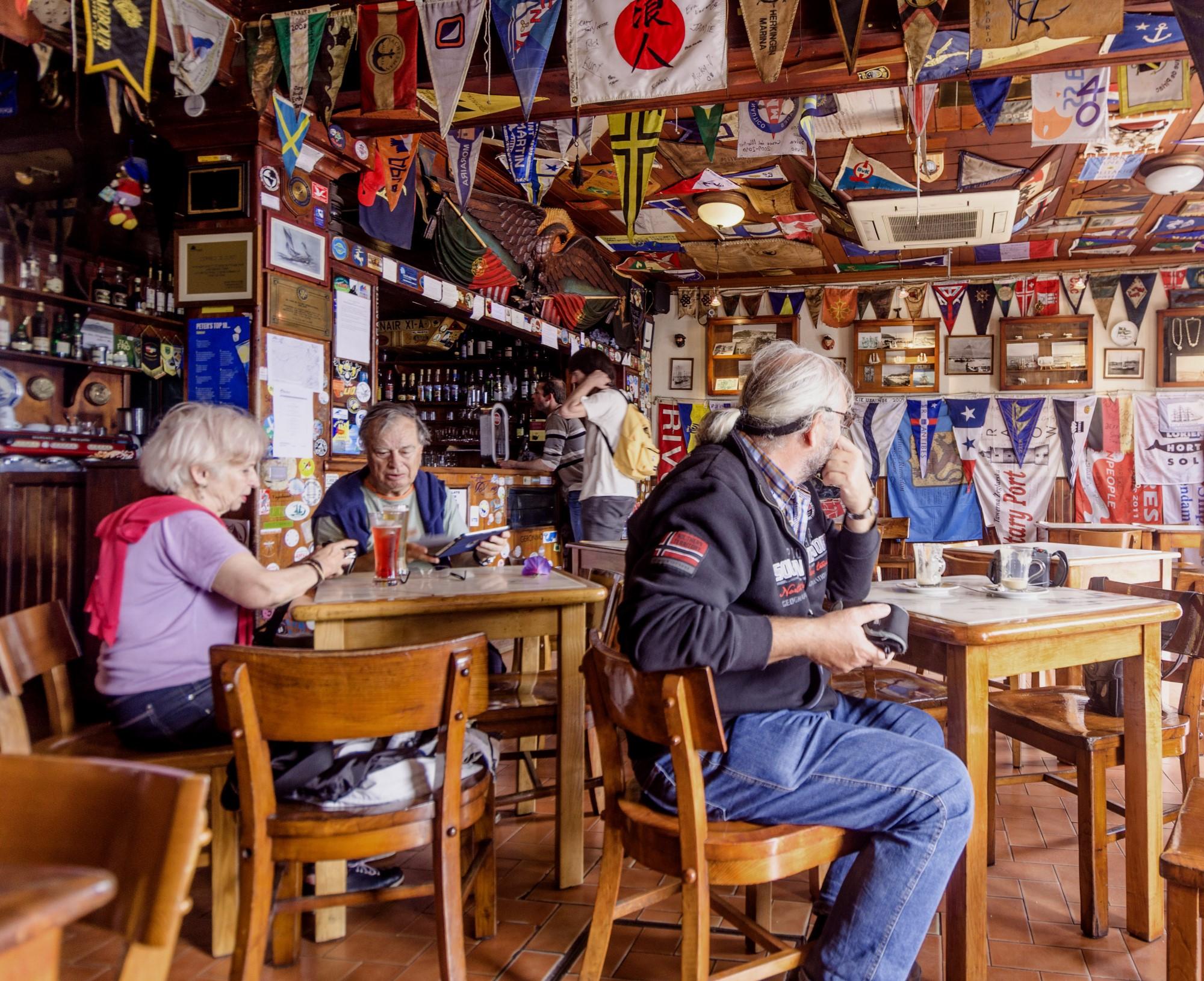 Peter Café Sport Faial