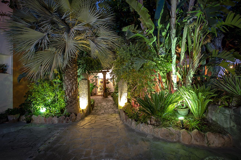 Garten Hotel Aragonese Ischia