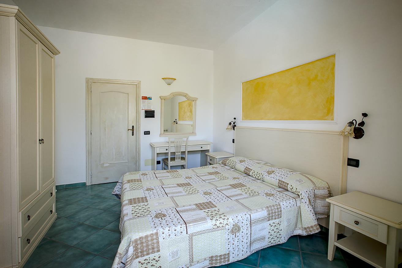 Zimmerbeispiel Hotel Aragonese Ischia