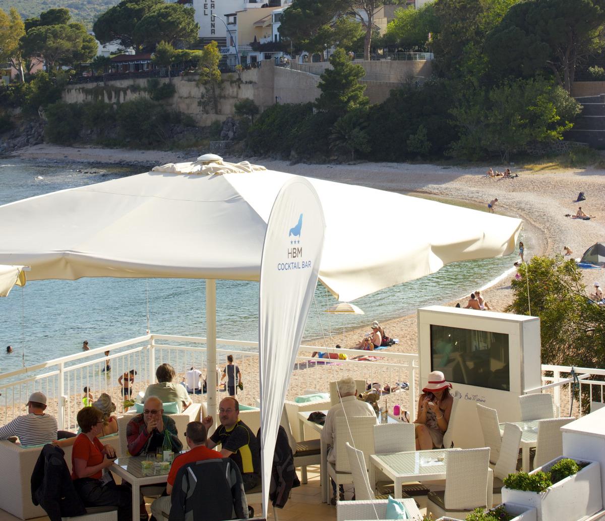 Bar Cala Gonone Hotel Bue Marino