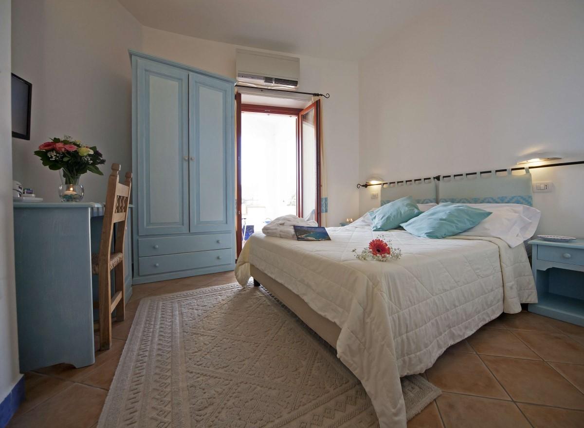 Zimmerbeispiel Hotel Bue Marino