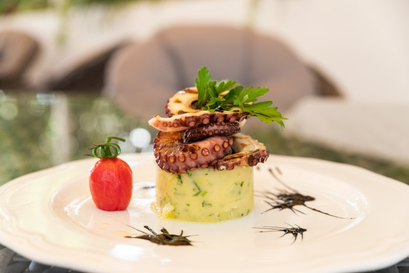 Regionale Küche im Restaurant©Hotel San Francesco.jpg