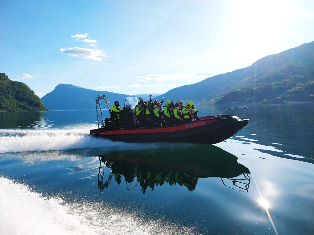 Fjord RIB Boot Tour