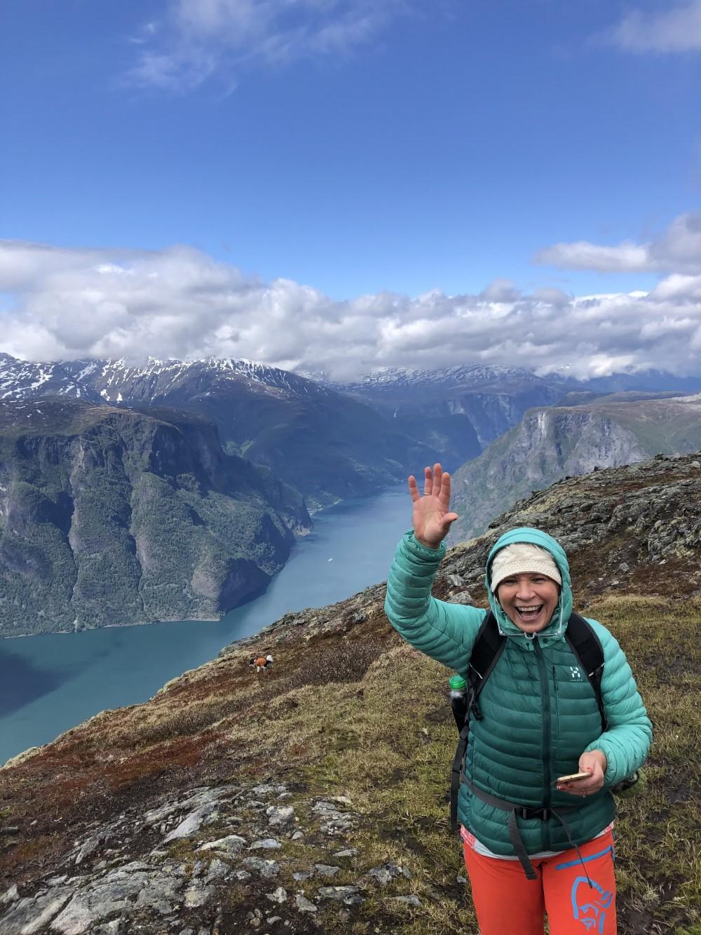 Norwegen macht glücklich