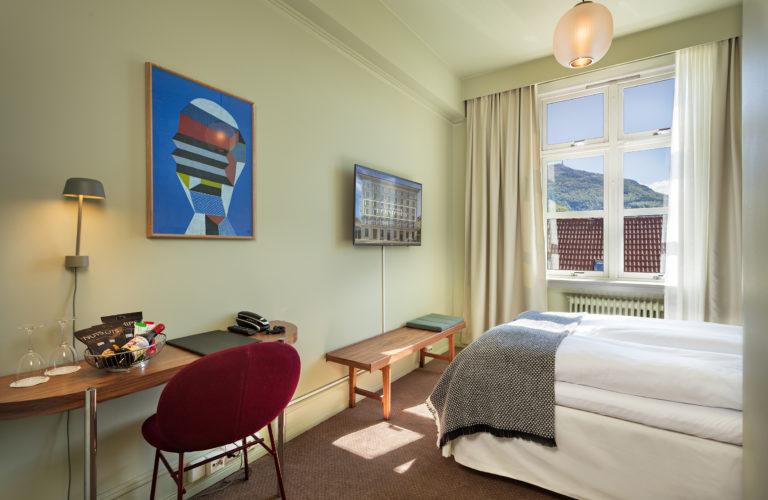 Zimmerbeispiel Grand Hotel Terminus