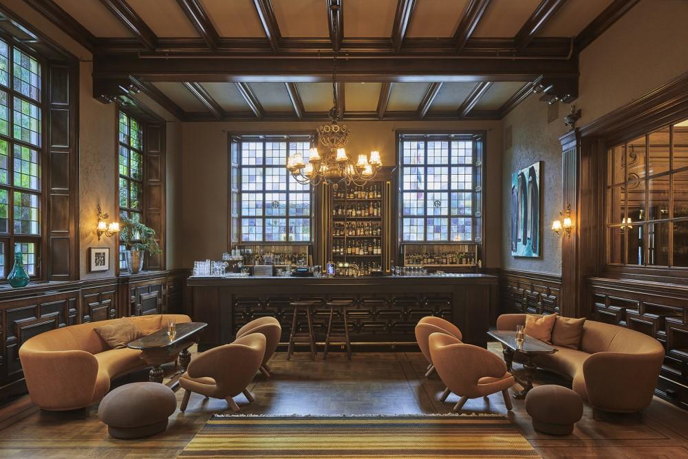 Bar Amundsen Grand Hotel Terminus